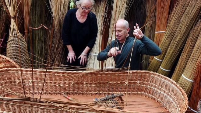 weaving process diy program