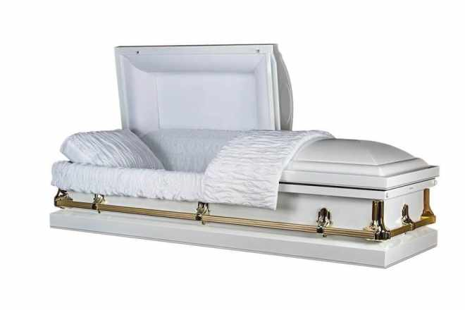 Howard White - Trusted Caskets