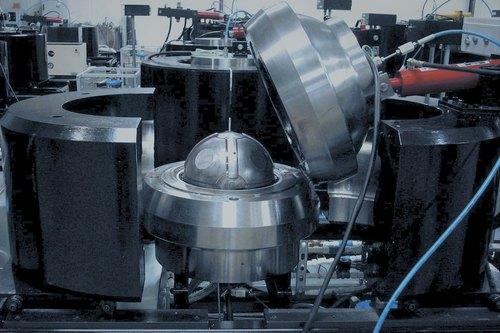 Alternative HPHT machine