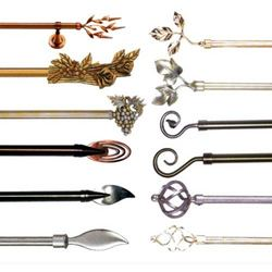 fancy curtain rods buy in chennai