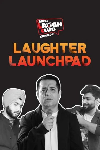 Canvas Laugh Club Events