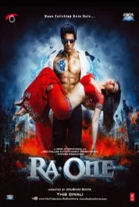Ra.One (2D)