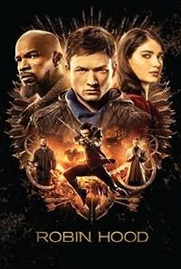 Hasil gambar untuk robin hood 2018 poster