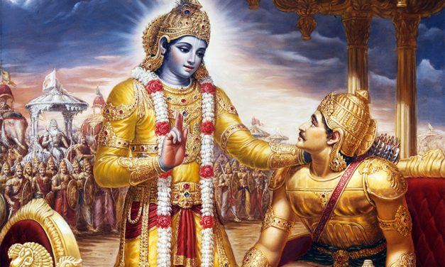 Successful Entrepreneurial Lessons from Bhagvat Gita