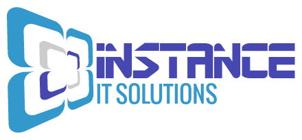 instance it solutions logo