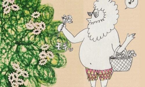 摘みたての花でジュースを作る男たち。in Sweden (画像) 花ジュースのレシピ付き