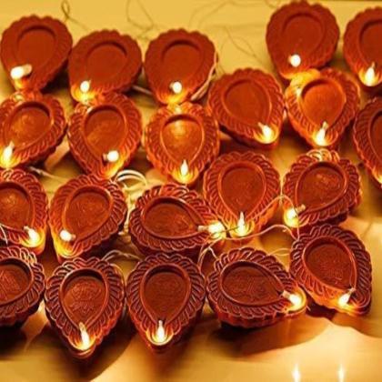 Electric Diya (Set of 1 Pc Diya String) India