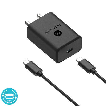 TurboPower 27W Wall Charger USB-C