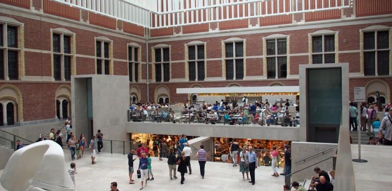 Amsterdam Atrium - Screen Markets 2017