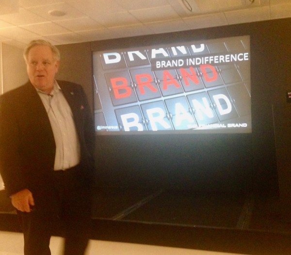 Jim Marous on change, risk, and disruption at OWIN London 2015