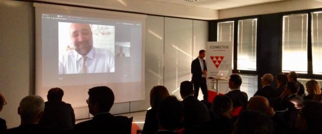 Trasformazione digitale con Conectus, anche tramite videochat tra advisor e cliente finale