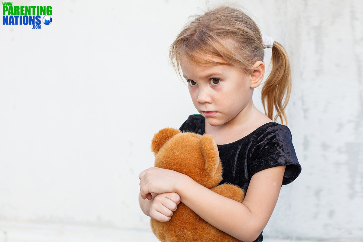 Fear in children and how to help your child manage fear ...