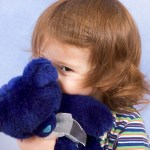 How to help a shy child