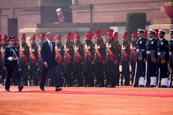 The Highlights of President Obama's Visit to India | U.S ...