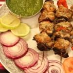 Chicken Garlic Tikka