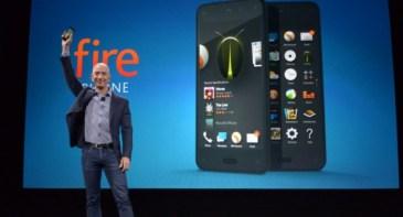 Amazon Fire Phone: Παρουσιάστηκε επίσημα