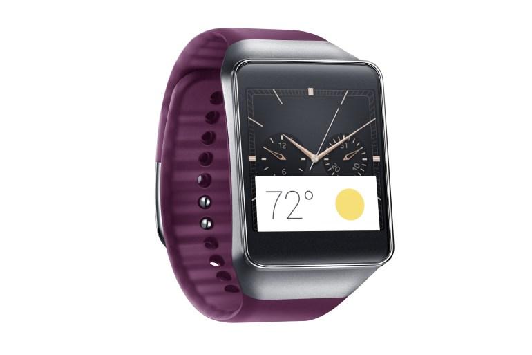Samsung Gear Live: Με Android Wear λειτουργικό