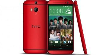 HTC One M8: Διαθέσιμο σε κόκκινο και… ρόζ χρώμα.