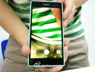Sony Xperia C3: Σχεδιασμένο για… Selfies
