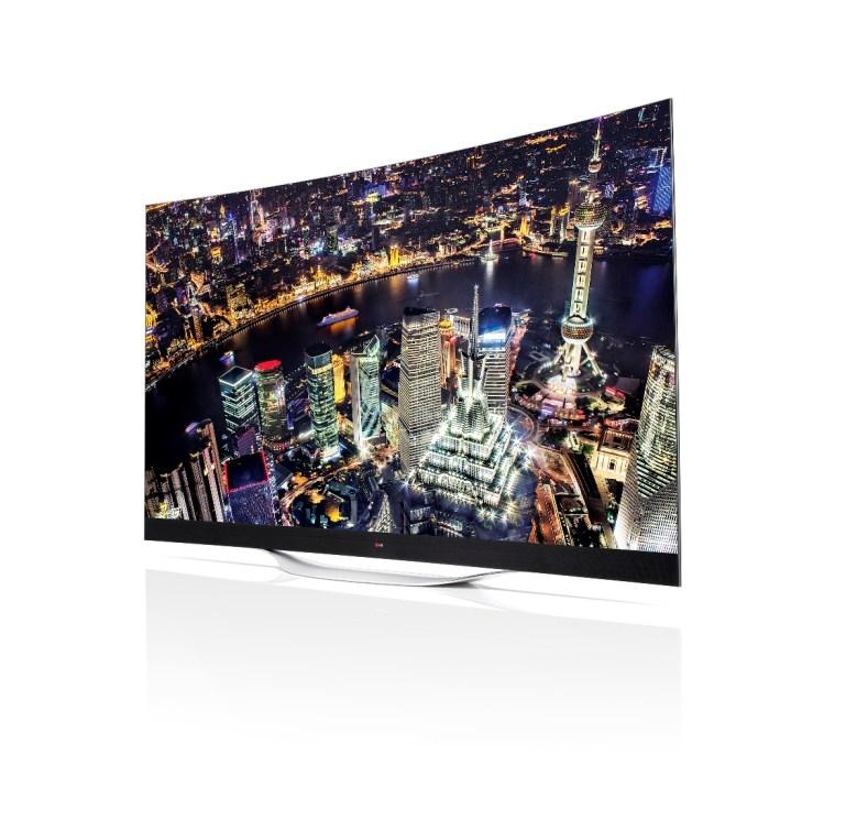 H LG διαθέτει πρώτη στην αγορά την 4K OLED TV