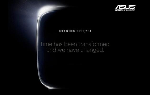 Asus: Θα παρουσιάσει SmartWatch στην IFA.