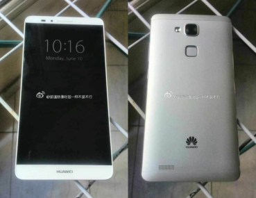 Huawei Ascend Mate 7: Οι πρώτες φωτογραφίες του.