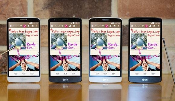 LG G3 Stylus: Παρουσιάστηκε και επίσημα.