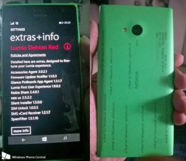 Nokia Lumia 730: Οι πρώτες φωτογραφίες του.