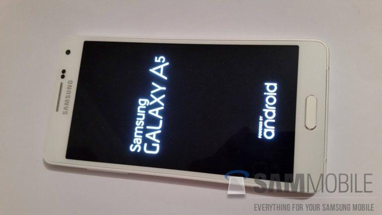 Galaxy A5: Η Mid Range έκδοση του Galaxy Alpha