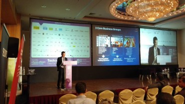 Huawei: Παρούσα στην InfoCom World 2014