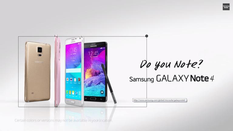 Samsung: Θα κυκλοφορήσει μια ακόμα έκδοση του Galaxy Note 4