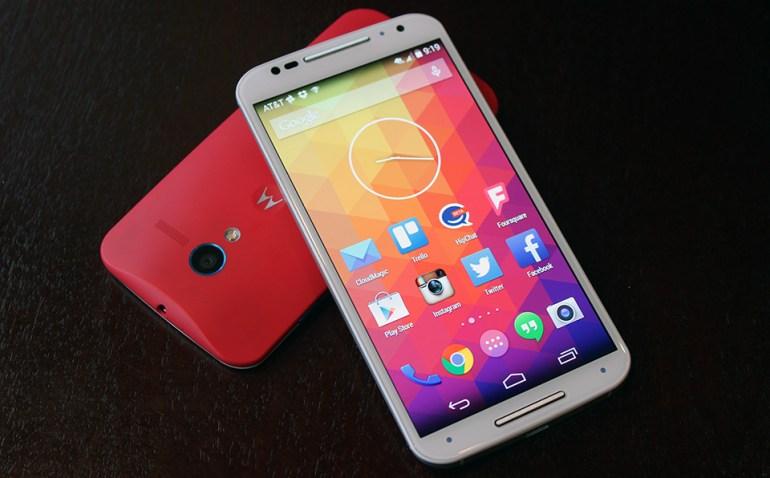 Motorola: Αναβαθμίζει σε Android Lollipop το Moto X 2014