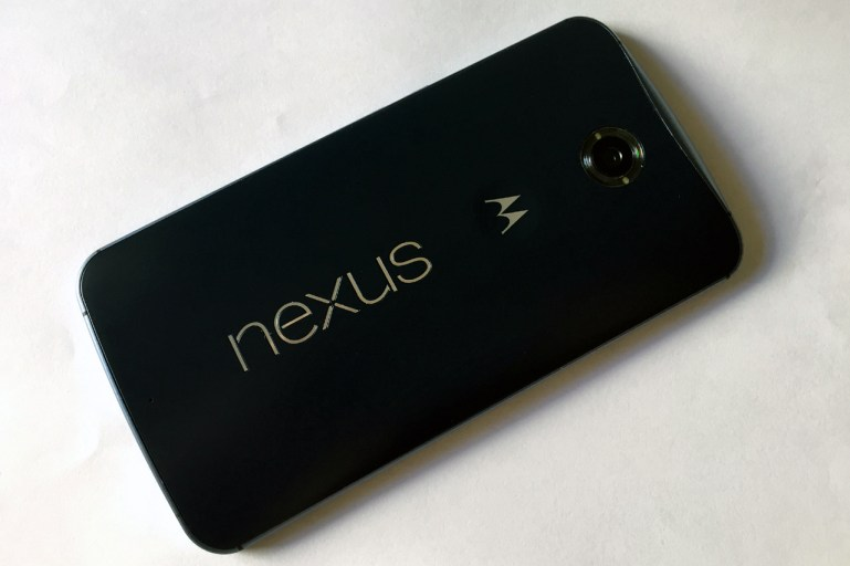 Google Nexus 6: Δεν έχει Fingerprint scanner εξαιτίας της… Apple