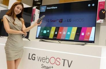 LG: Ακόμα πιο εύχρηστη πλατφόρμα webOS 2.0 στη CES 2015