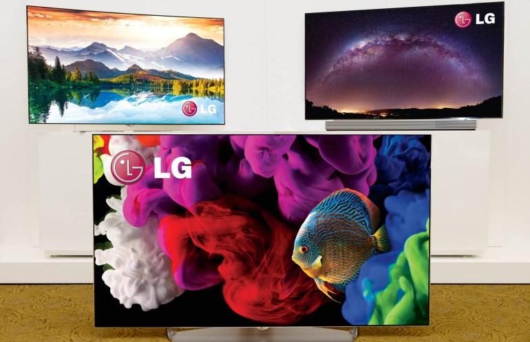 LG OLED: Το μέλλον στην τεχνολογία των τηλεοράσεων είναι ήδη εδώ
