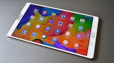 Samsung Galaxy Tab S 8.4 Review: Εντυπωσιακή οθόνη σε μικρό μέγεθος