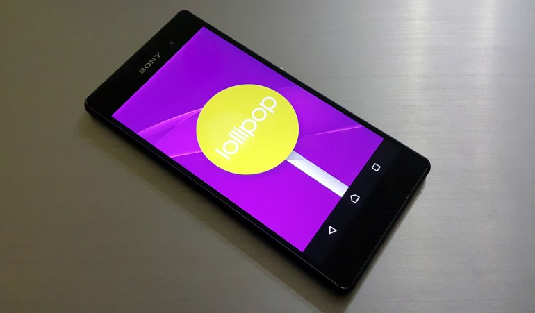 Sony: Ξεκίνησε την αναβάθμιση σε Android Lollipop για την σειρά Xperia Z