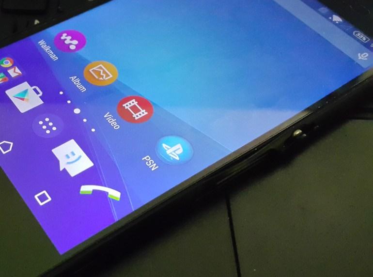 Sony E6553: Φωτογραφίες του Xperia Z4