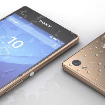 Sony: Παρουσίασε στην Ευρώπη το Xperia Z3+