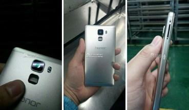 Huawei: Οι πρώτες φωτογραφίες του επόμενου Honor 7