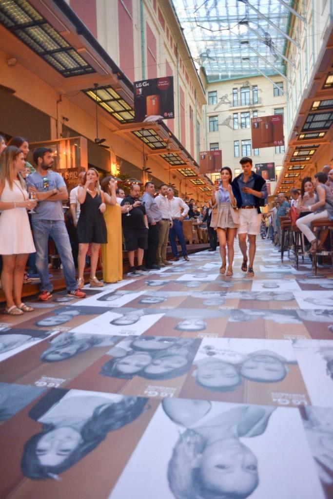 LG G4 Street Art Portraits Event