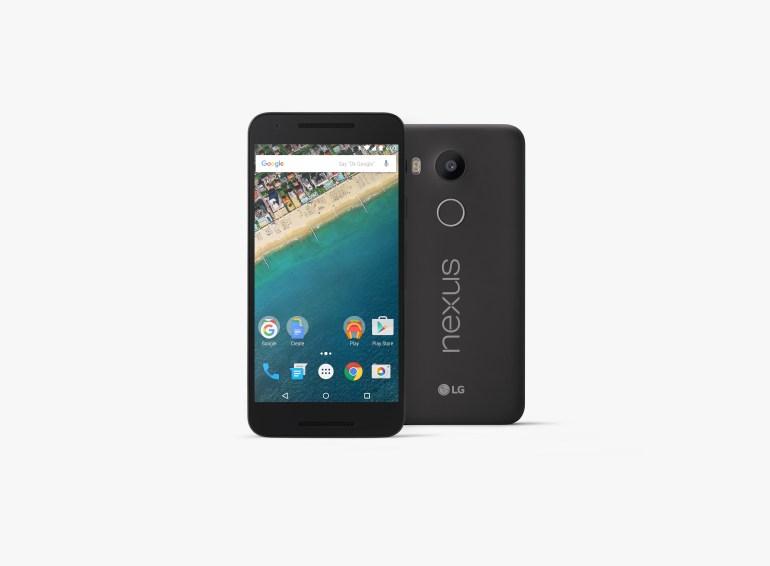 LG: Επίσημα το νέο Nexus 5X