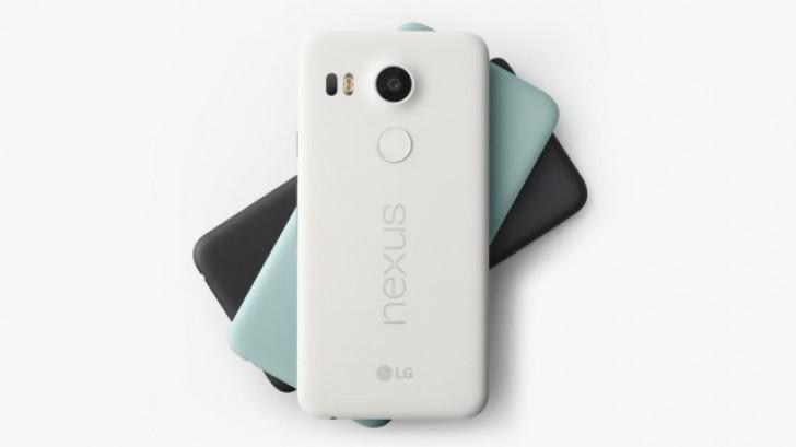 Google: Το νέο Nexus 5x