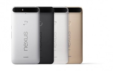 Google: Nexus 6P σε συνεργασία με την Huawei