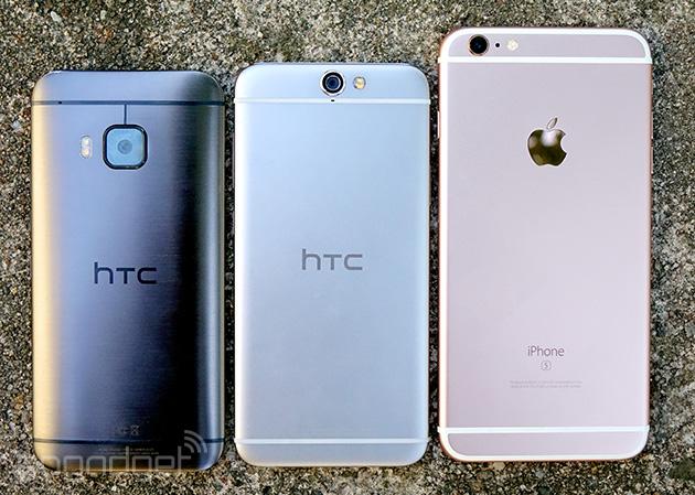 HTC: Η Apple αντέγραψε πρώτη εμάς