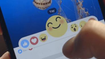 Facebook: Προσθέτει Emoji εικόνες στο Like
