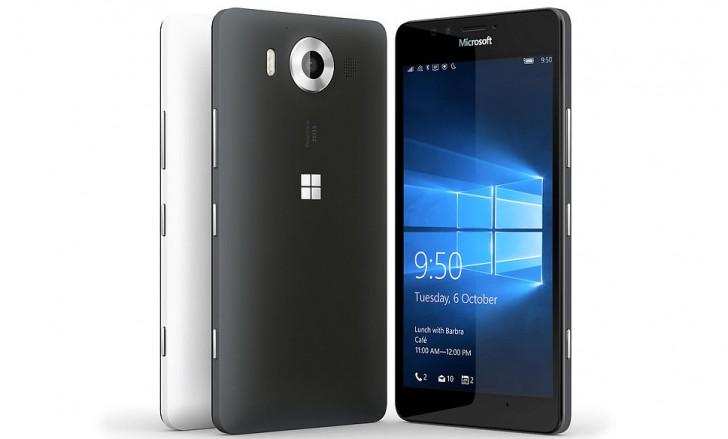 Microsoft: Παρουσίασε επίσημα το Lumia 950