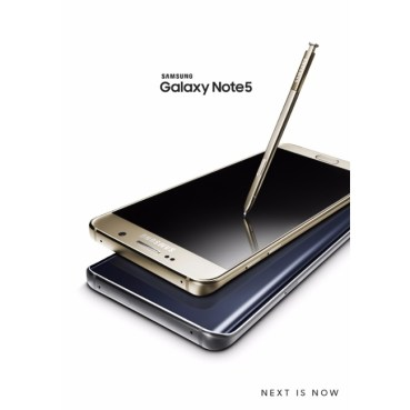 Samsung Galaxy Note 5 Winter Edition με 128 GB μνήμης