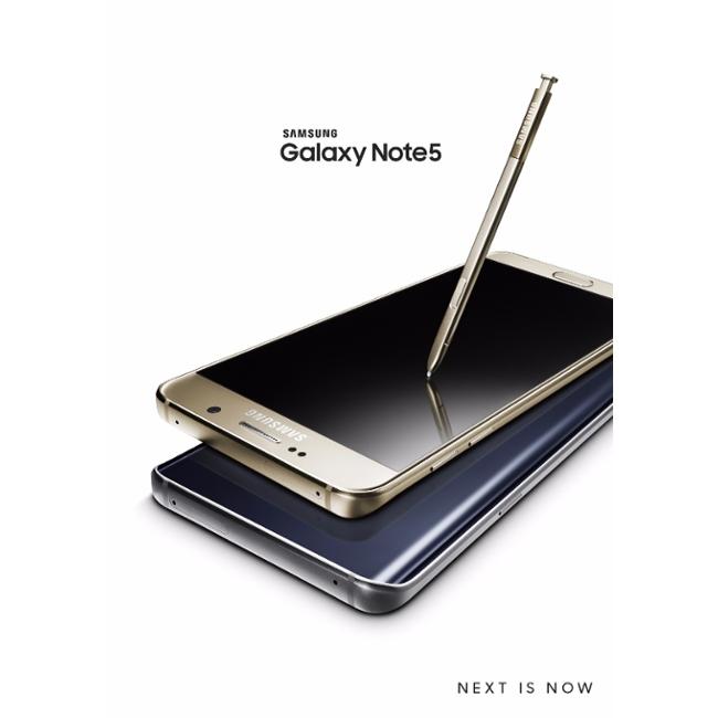 Samsung Galaxy Note 5 Winter Edition με 128 GB μνήμης