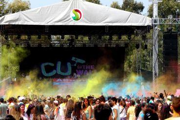 Μία εμπειρία γεμάτη χρώμα  από το CU AROUND στο Colour Day Festival